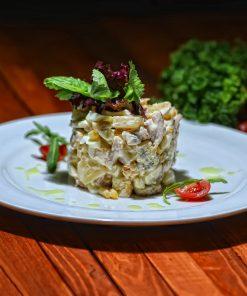 салат реверанс